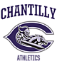 Chantilly Womens Competitor T-shirt