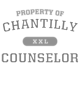Chantilly Vintage Heather Hooded Unisex Sweatshirt