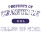 Chantilly Classic Fit Heavy Weight T-shirt