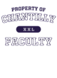 Chantilly Youth Holloway Electrify Long Sleeve Performance