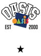 Oasis Holloway Typhoon 3/4 Sleeve Performance Shirt