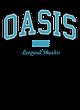 Oasis Heavyweight Crewneck Unisex Sweatshirt