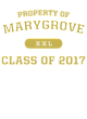 Marygrove Ladies Crossover Tank