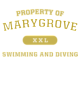 Marygrove Ladies Competitor Hooded Pullover