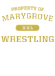 Marygrove Tri-Blend Wicking Fleece Hooded Pullover