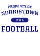 Norristown Youth Competitor Hooded Pullover