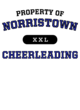 Norristown Youth Hyperform Long Sleeve Compression Shirt
