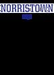 Norristown Bella+Canvas Women's Flowy Scoop Muscle Tank