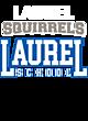 Laurel Ladies Tri-Blend Wicking Long Sleeve Hoodie