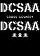 DCSAA Ladies' Tri-Blend T-Shirt