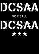 DCSAA Classic Fit Heavy Weight T-shirt