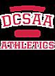 DCSAA New Era Ladies Tri-Blend Performance Baseball Tee