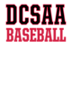 DCSAA Embroidered Cinch Pack