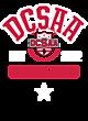 DCSAA Nike Club Fleece Crew