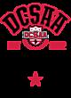 DCSAA Women's Ombre Hooded T-Shirt
