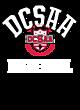 DCSAA Fan Favorite Heavyweight Hooded Unisex Sweatshirt