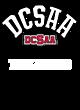 DCSAA Ladies Tri-Blend Performance T-Shirt