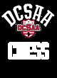 DCSAA Holloway Electrify Long Sleeve Performance Shirt