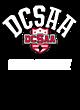 DCSAA New Era Tri-Blend Performance Crew Tee