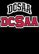 DCSAA Tech Fleece Hooded Colorblock Sweatshirt