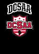 DCSAA Champion Reverse Weave Garrment-Dyed Hoodie