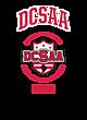 DCSAA Beach Wash Garment-Dyed Hooded Unisex Sweatshirt