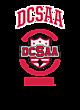 DCSAA Youth Tie Dye T-Shirt
