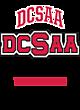 DCSAA Womens Sleeveless Competitor T-shirt