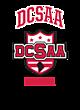DCSAA Tri-Blend Wicking Draft Tee