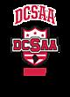 DCSAA Womens Ultimate Performance V-Neck T-shirt
