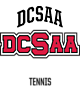 DCSAA Tri-Blend Wicking Fleece Hooded Pullover