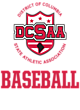 DCSAA Embroidered Youth Zip Fleece Jacket
