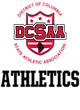 DCSAA Embroidered Holloway Lead Running Short
