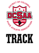 DCSAA Embroidered Youth Quarter Zip Sweatshirt