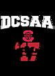 DCSAA Womens Long Sleeve V-Neck Competitor T-Shirt