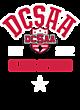 DCSAA Classic Fit Heavy Weight Long Sleeve T-shirt