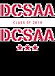 DCSAA Womens Competitor T-shirt