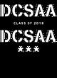 DCSAA Kinergy Two Color Long Sleeve Raglan T-Shirt