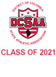 DCSAA Embroidered Classic Adult Sweatpant