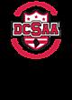 DCSAA Embroidered Nike Therma-FIT Full-Zip Fleece Hoodie
