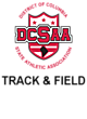 DCSAA Embroidered Youth Attain 7-inch Wicking Shorts