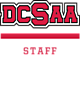 DCSAA Strive Hooded Pullover