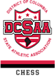 DCSAA Embroidered Performance Shorts with Pockets