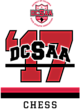 DCSAA Nike Dri-FIT Shoulder Stripe Polo