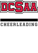 DCSAA Embroidered Youth Fleece Sweatpant