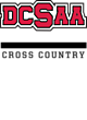 DCSAA Embroidered Comeback Scarf