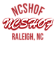 NCSHOF Tri-Blend Long Sleeve Tee