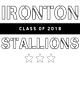 Ironton Classic Fit Heavy Weight T-shirt