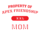 Apex Friendship Holloway Girls' Youth Advocate Heather Pullover