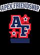 Apex Friendship Champion Heritage Jersey Tee